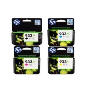Cartouche HP 932 - 933 couleur