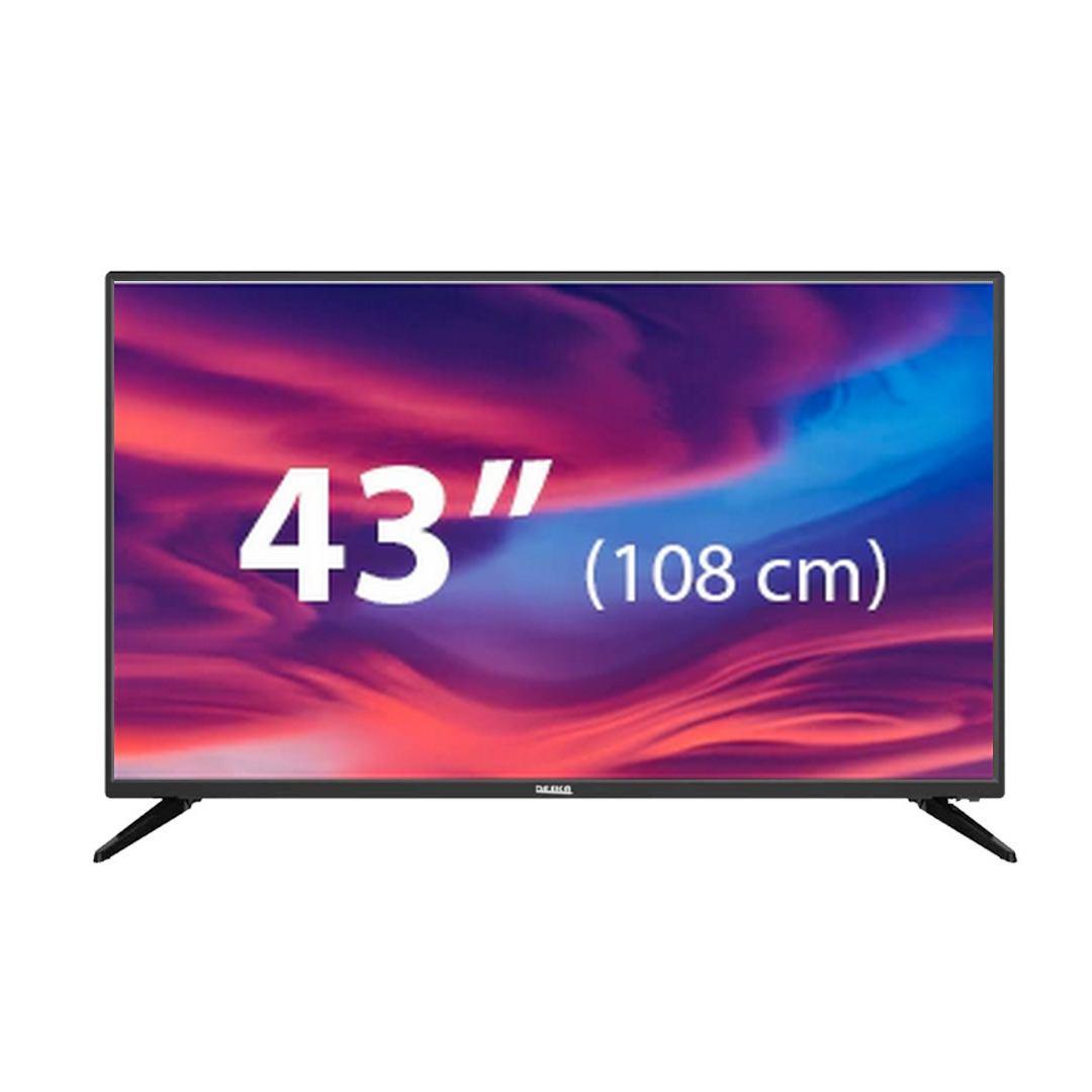 television deska 43 pouces 108 cm tv led hd np