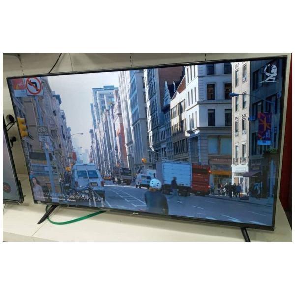 television astech 55 pouces 140 cm tv led smart tv 4k