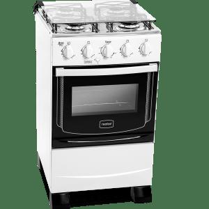 Cuisinière 4 feux Realce dimension 50x50 Blanc