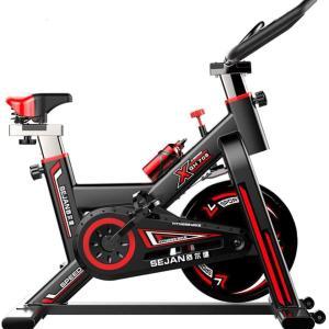 Vélo D'appartement Professionnel Vélo d'entrainement en acier