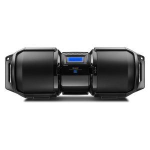 Sharp Haut-parleur portable Bluetooth BoomBox 100 W RMS / FM