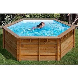 piscine hors sol design