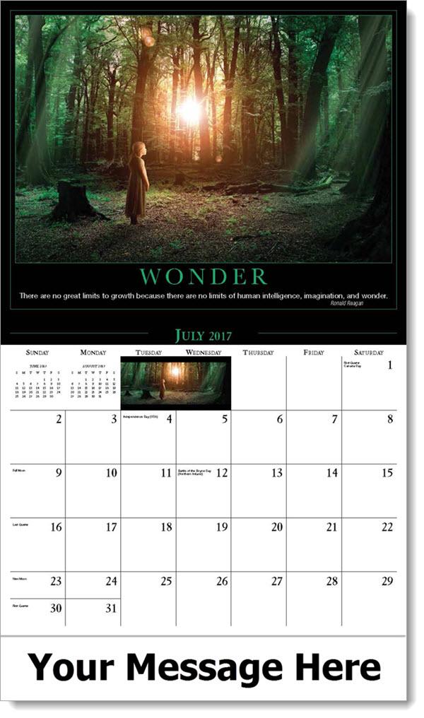 Inspirational Quotes Calendar