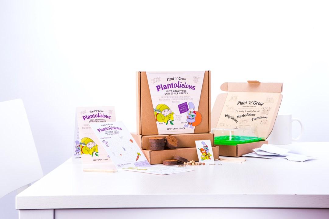 Plain Foils For Growing Kits