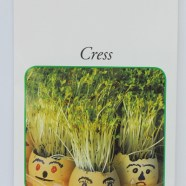 Cress Stock Packet