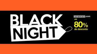 Lojas Americanas promove Black Night  e antecipa as ofertas da Black Friday