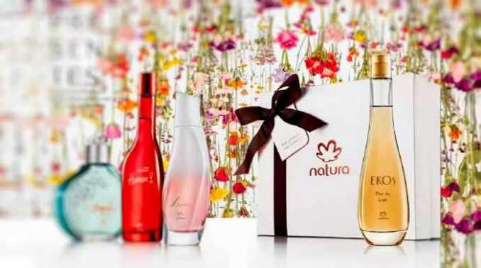 Perfumes, maquiagens e cosméticos como presente no dia das mães
