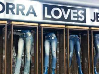 Liquidação e promoção de roupas magazine Torra Torra