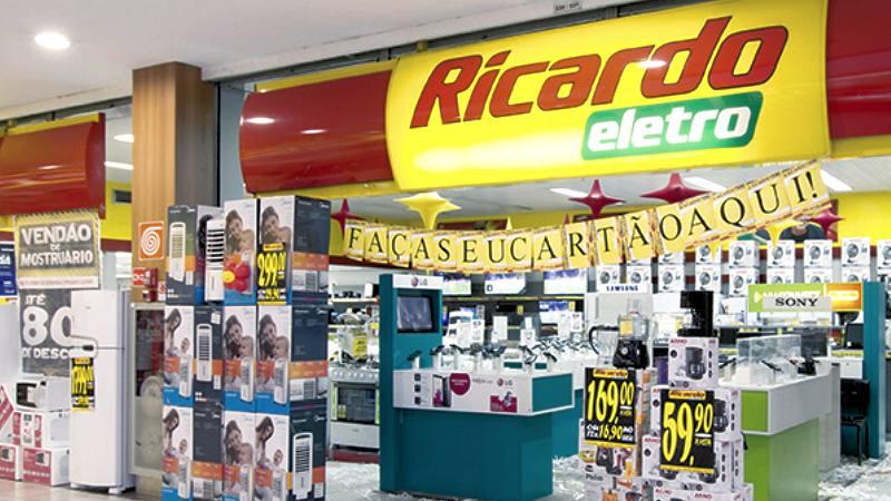 Promoção Ricardo Eletro em celulares, eletrodomésticos e móveis