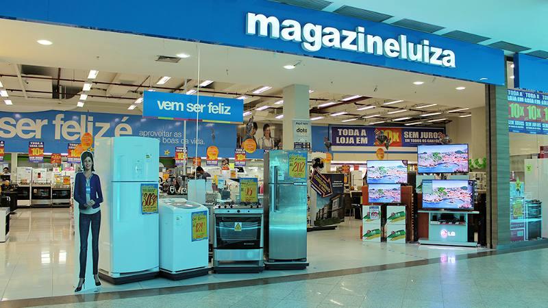 Promoções do Magazine Luiza em celulares, TVs e eletrodomésticos