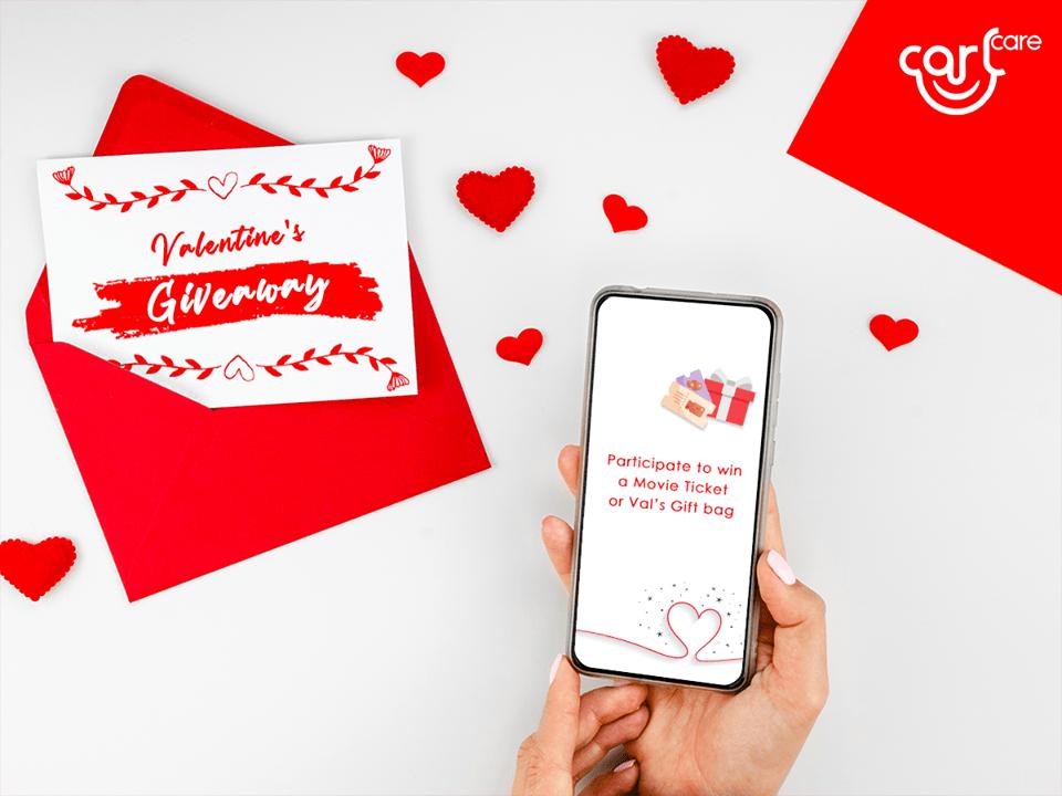 Carlcare Valentine Contest !!!