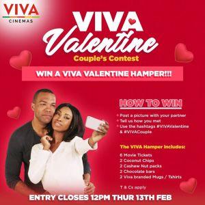 Viva Cinemas Valentines's Couples Contest!!!.