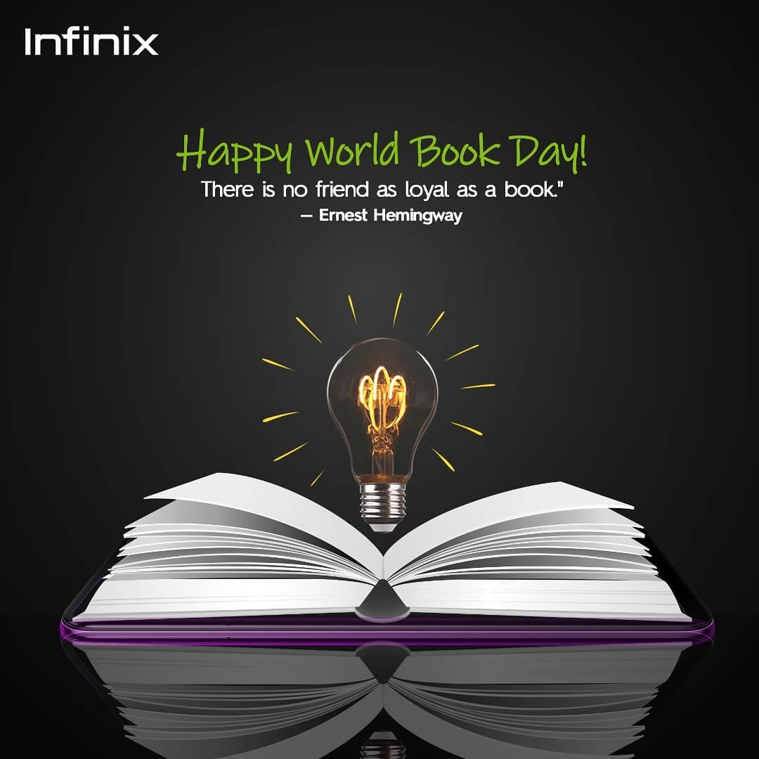 Its World Book Day Today !!!