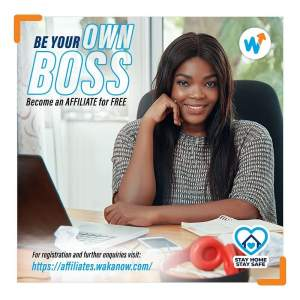 Be Your Own Boss With Wakanow  Affiliates Program.