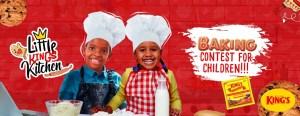 Get Your Children to Participate in Devon Kings Baking Contest for Children.