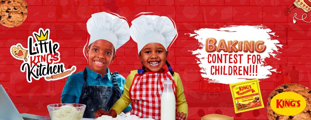 Devon Kings Baking contest for children