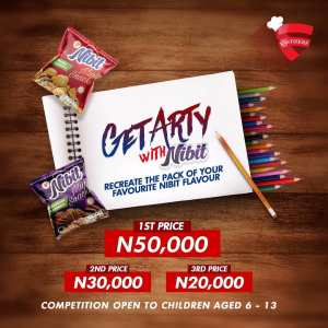 Win N50,000 in #GetArtyWithNibit Competition.