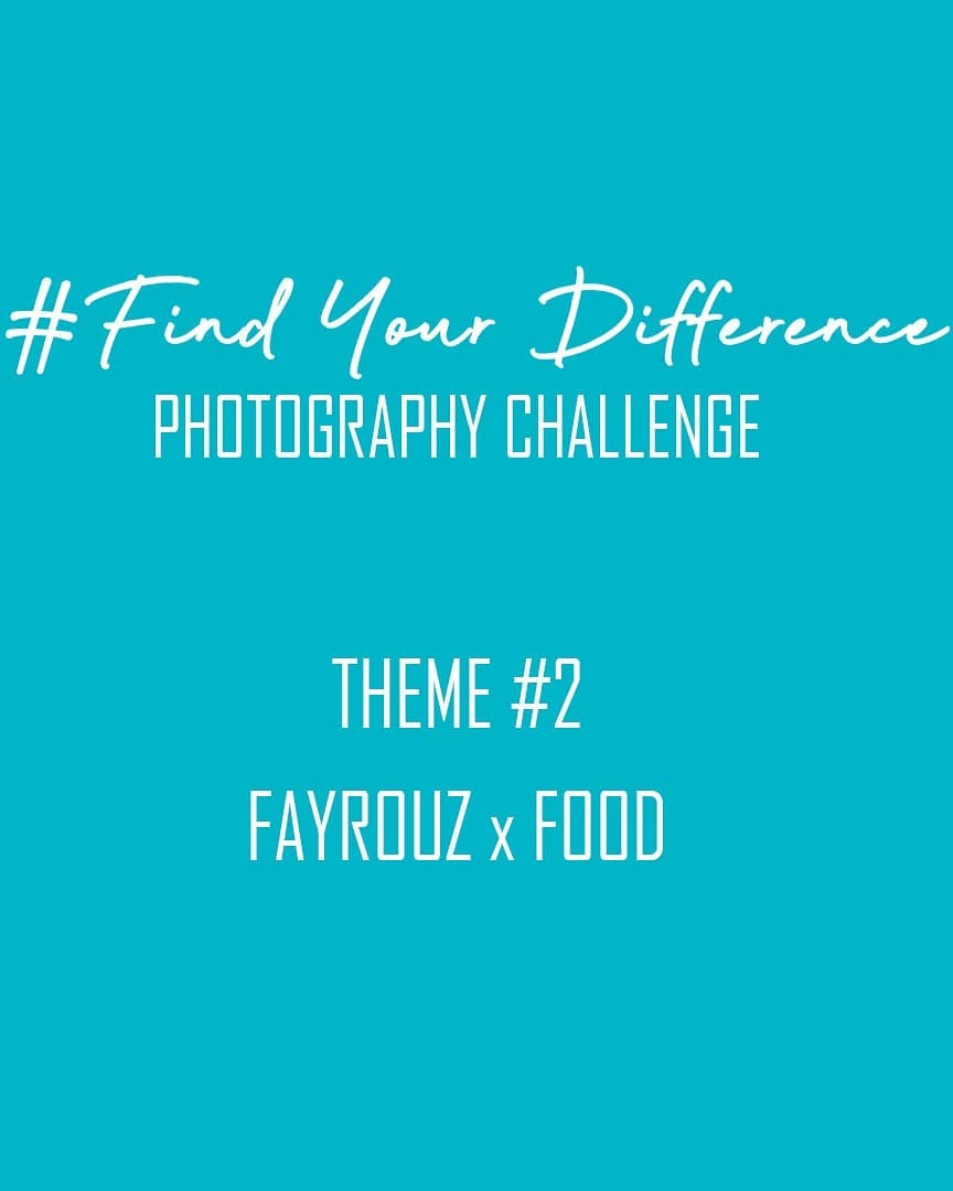 Win N40,000 In Fayrouz #FindYourDifference Photography Challenge THEME 2.