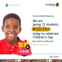 Be One of the 12 Students to Get N10,000 today in First Bank Hunt