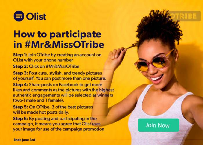 Mr and Miss Otribe Contest