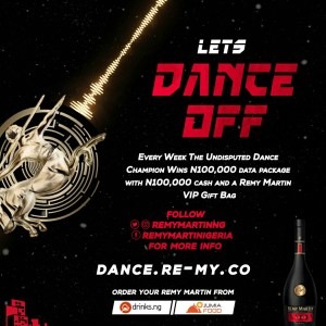 Rémy Martin Nigeria Dance Collective Competition, N200,000 For Grabs.