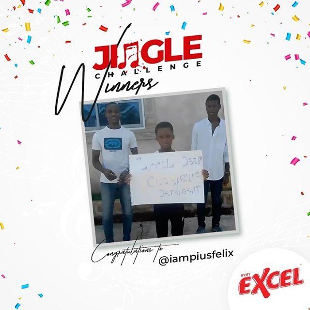 Winners of Excel Detergent Jingle Challenge