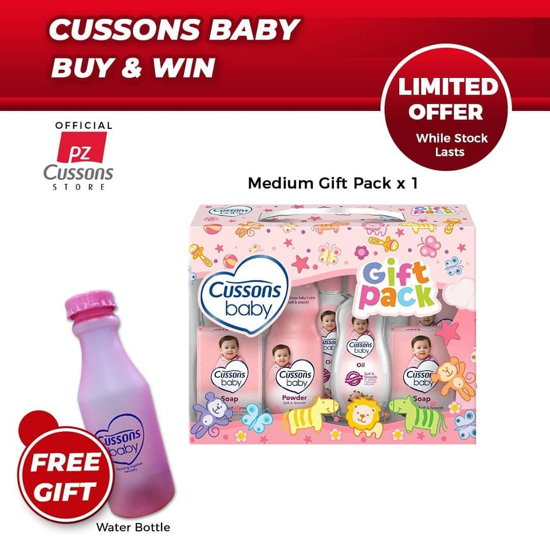 Cussons Baby is Giving Out Free Gifts in the 'Buy and Win' Promo!!!⁣ ⁣