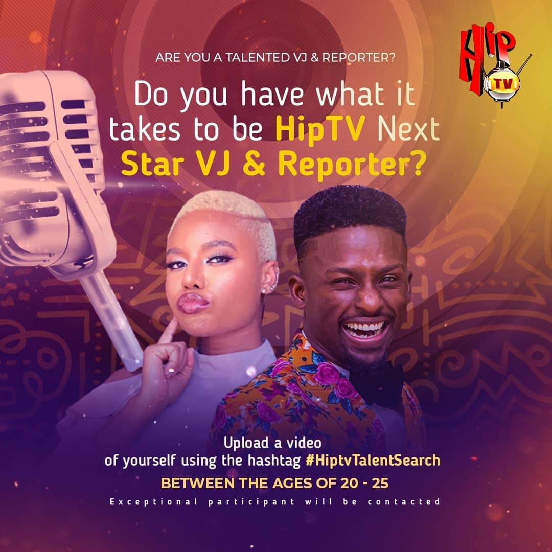 Application is Open For the Next HipTV VJ Or Reporter.