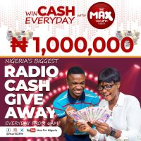 Win Millions in Max 102.3FM Radio CASH Giveaway !!!
