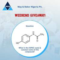 5 People to Win N5,000 In May and Baker, Weekend Giveaway.