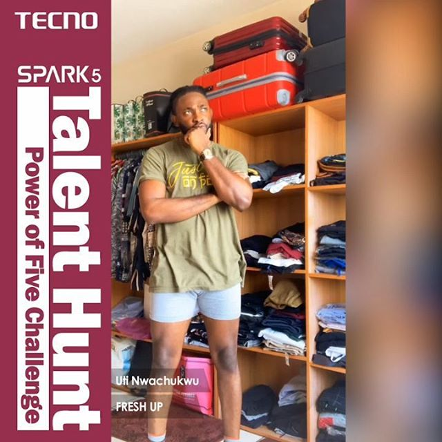 Win N200k, Spark 5 and Loads of Prizes  in Tecno Power of Five Challenge.