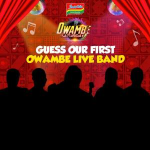 Guess The First Indomie Owambe Live Band and Win.