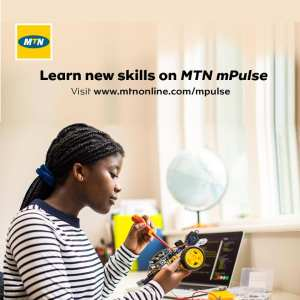 MTN mPulse is a Perfect Way To Keep Your Children and Teens Occupied As they Learn New Skills .