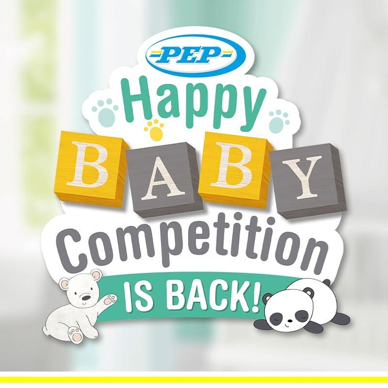 N200K For Grabs in PEP Happy Baby Competition.