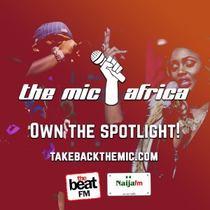 """Join """"The Mic Africa Own The Spotlight"""" Challenge."""