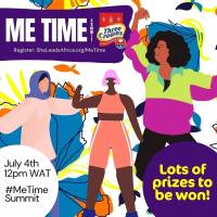 "Loads of Freebies To be Won in Three Crowns Milk ""ME TIME"" Summit."