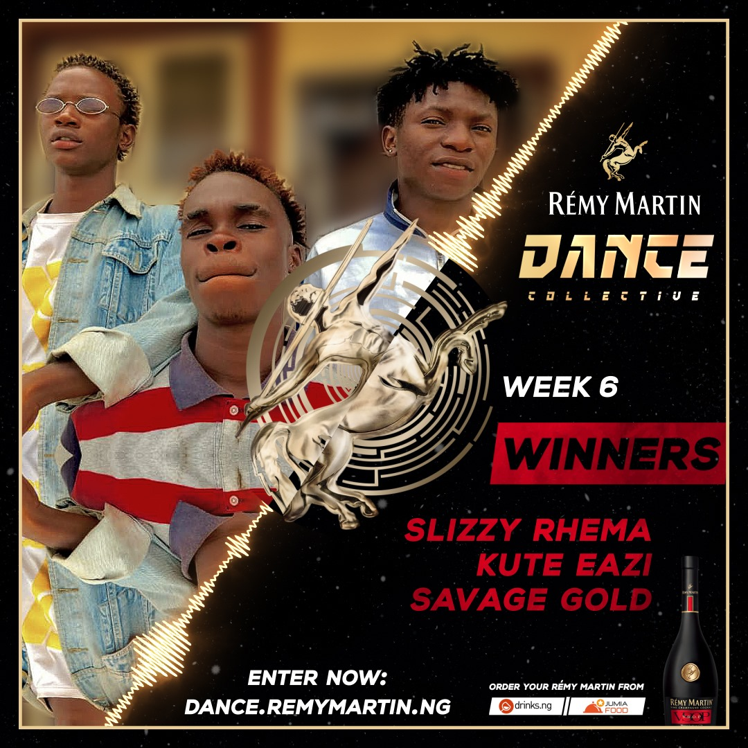 Meet the Week 6 Winners of Remy Martin Dance Collective.
