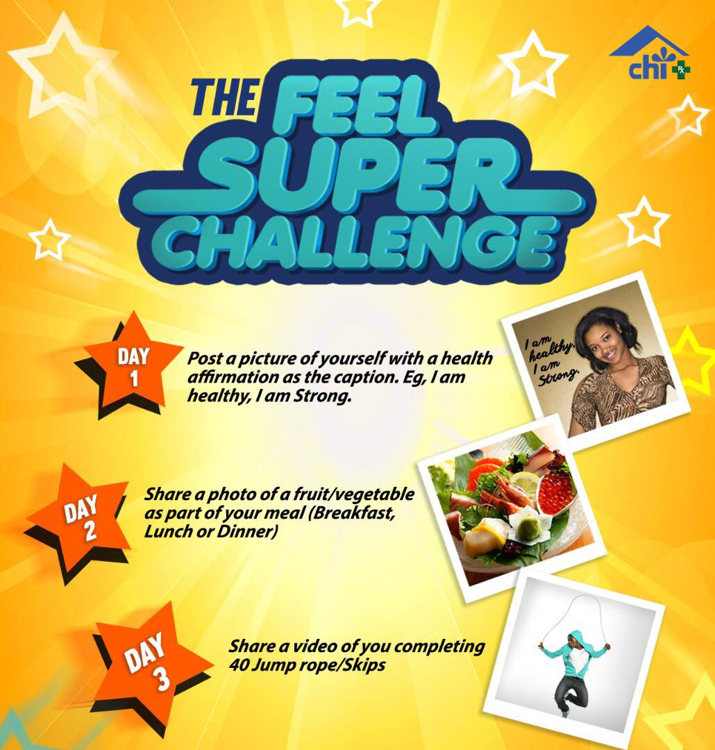The SupraMult Plus Feel Super Challenge is On!!! Are you ready !!!
