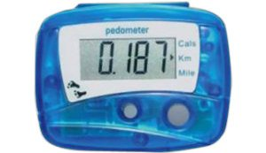 Custom Pedometer Doubles Tradeshow Booth Traffic