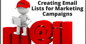 Email Marketing Creating Lists For Your Marketing Champaign