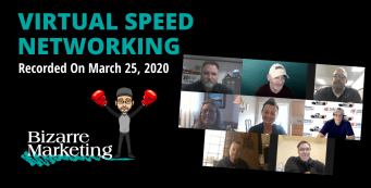Virtual Speed Networking March 25 2020