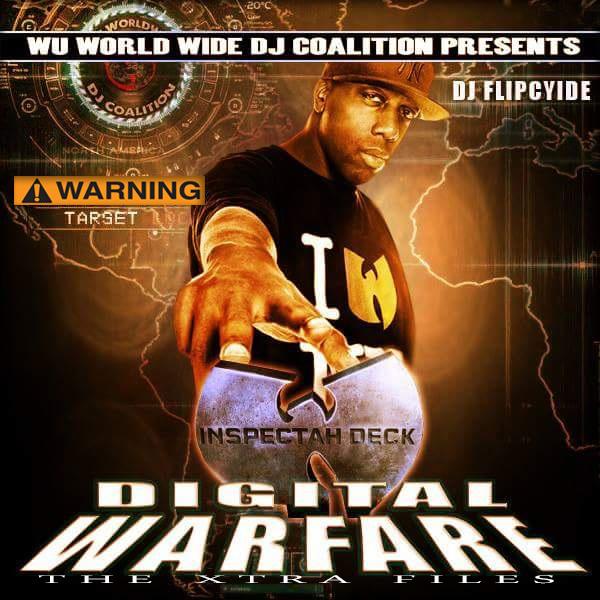 Inspectah Deck Digital Warfare (The Xtra Files)