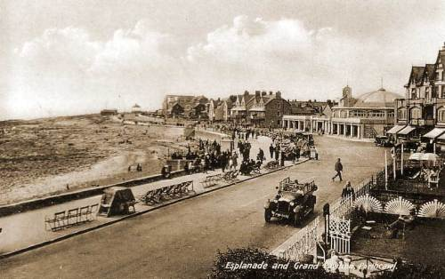 The Esplanade, Porthcawl circa. 1920