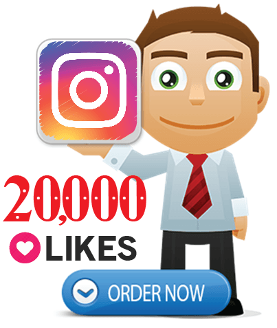 Buy 20,000 Instagram Likes