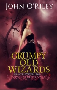 Cover For Grumpy Old Wizards