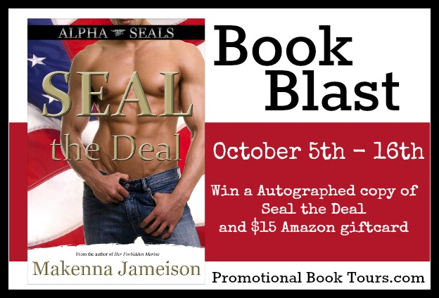seal the deal blast banner