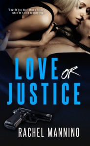LoveorJustice Front Cover
