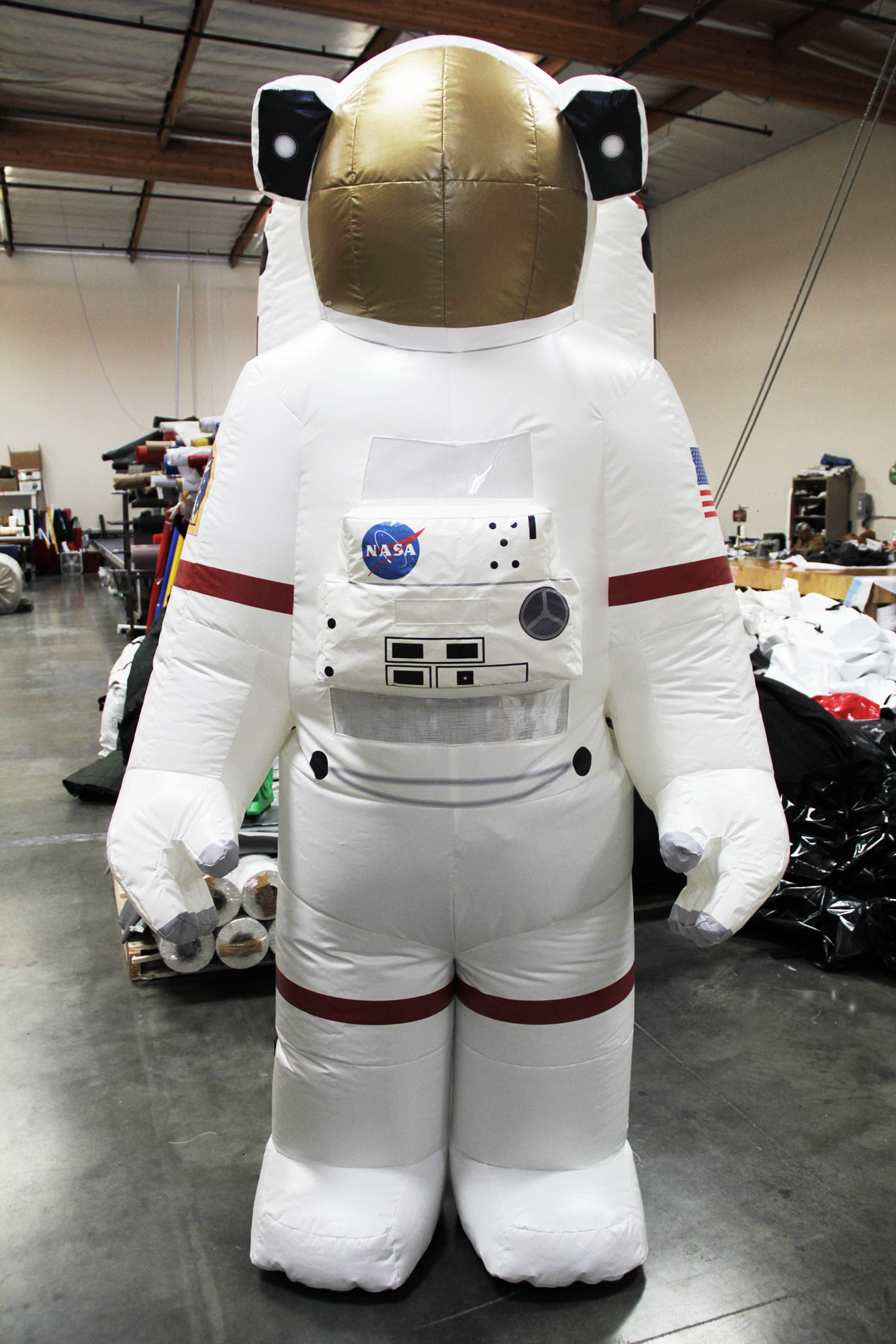 Inflatable Astronaut | Infaltable Products - Space Themed ...