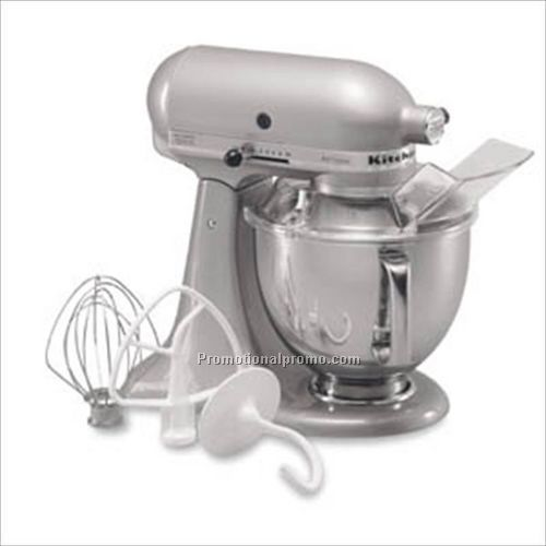 Product Name : KitchenAid Artisan 5QT Stand Mixer - Metallic Chrome